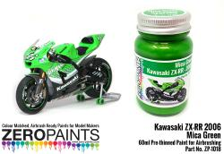 Kawasaki ZX-RR 2006 Mica Green Paint 60ml