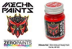 Ultimate Red	 30ml - Mecha Paint