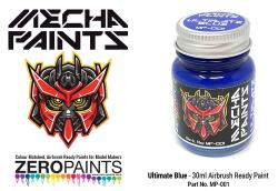 Ultimate Blue 30ml - Mecha Paint