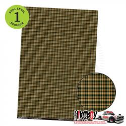 Upholstery Pattern Decals - Plaid Pattern Decal 7