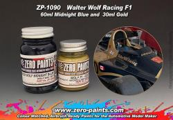 Walter Wolf Racing F1 Midnight Blue 60ml