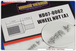 Wheel Nuts (B) 20 pieces