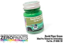 David Piper BP Green Paint 30ml