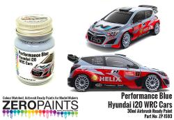 Hyundai i20 WRC Performance Blue Paint 30ml