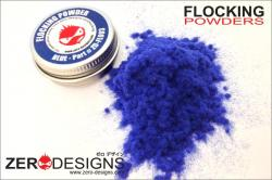 Flocking Powder - Blue