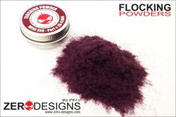 Flocking Powder - Wine Red