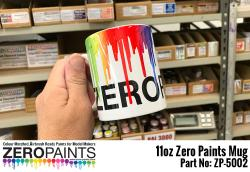 Zero Paints 11oz Mug