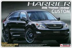 1:24 Toyota Harrier 350G Premium L Package Custom