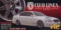 1:24 Club Linea L612 20 Inch VIP Wheels & Tyres #28