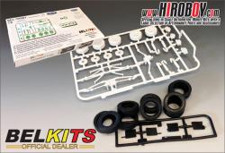 1:24 Transkit (Gravel Version) for Ford Fiesta S2000 & 1:24 Ford Fiesta RS WRC (Belkits)