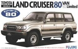 1:24 Toyota Land Cruiser 80VX
