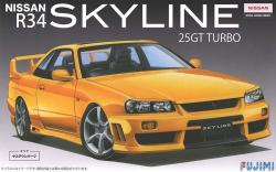 1:24 Nissan Skyline R34 25GT Turbo