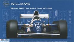 1:20 Williams FW16 San Marino GP 1994