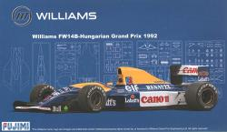 1:20 Williams FW14B Hungarian GP 1992 (GP26)