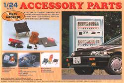 1:24 Accessory Parts