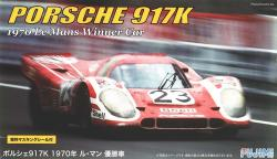 1:24 Porsche 917K 1970 Le Mans Winner Car