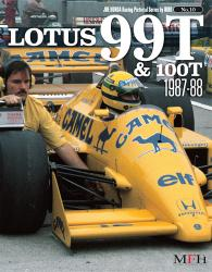 Joe Honda Racing Pictorial Vol #10: Lotus 99T & 100T 1987-88