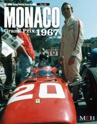 Joe Honda Racing Pictorial Vol #16: Monaco Grand Prix 1967