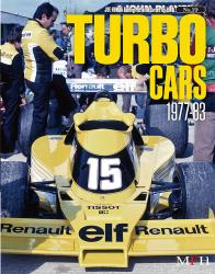 Joe Honda Racing Pictorial Vol #19: Turbo Cars 1977-83