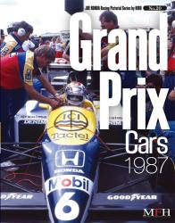Joe Honda Racing Pictorial Vol #20: GP Cars 1987