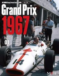 Joe Honda Racing Pictorial Vol #28: Grand Prix 1967 Part 01