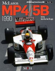 Joe Honda Racing Pictorial Vol #34: Mclaren MP4/5B 1990