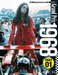 Joe Honda Racing Pictorial Vol #38: Grand Prix 1968 Pt1