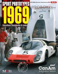 Sportscar Spectacles by HIRO Vol.6 Sport Prototypes 1969
