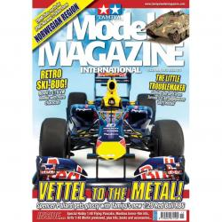 Tamiya Model Magazine - #211 Red Bull RB6