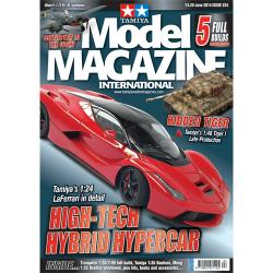 Tamiya Model Magazine - #224 (Laferrari Build)