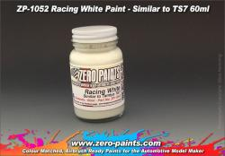 Racing White Paint (Light Cream) - Similar to TS7 60ml