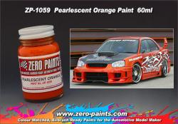Pearlescent Orange Paint 60ml
