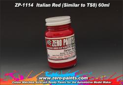 Italian Red Paint (Similar to TS8) 60ml