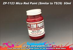 Mica Red Paint (Similar to TS39) 60ml