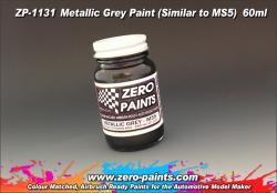 Metallic Grey Paint (Similar to MS5) 60ml