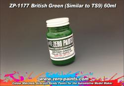 British Green Paint (Similar to TS9) 60ml