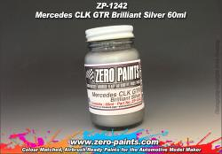 Mercedes CLK GTR Brilliant Silver Paint 60ml