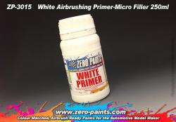 Airbrushing White Primer/Micro Filler 250ml