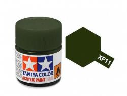Tamiya Acrylic Mini XF-11 J. N. Green - 10ml Jar