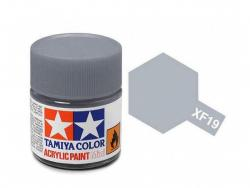 Tamiya Acrylic Mini XF-19 Sky Grey - 10ml Jar