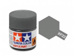 Tamiya Acrylic Mini XF-22 RLM Grey - 10ml Jar