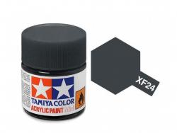 Tamiya Acrylic Mini XF-24 Dark Grey - 10ml Jar