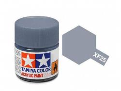 Tamiya Acrylic Mini XF-25 Light Sea Grey - 10ml Jar