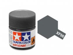 Tamiya Acrylic Mini XF-56 Metallic Grey  - 10ml Jar