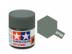 Tamiya Acrylic Mini XF-65 Field Grey - 10ml Jar