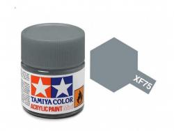 Tamiya Acrylic Mini XF-75 IJN Gray Kure  - 10ml Jar