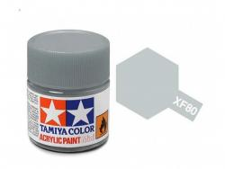 Tamiya Acrylic Mini XF-80 Naval Sea Grey  - 10ml Jar