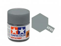Tamiya Acrylic Mini XF-83 RAF Medium Sea Grey 2 - 10ml Jar