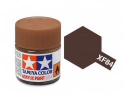 Tamiya Acrylic Mini XF-84 Dark Iron - 10ml Jar