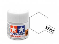 Tamiya Acrylic Mini XF-86 Flat Clear - 10ml Jar